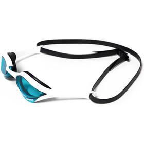 arena Cobra Ultra Swipe Gafas, blanco